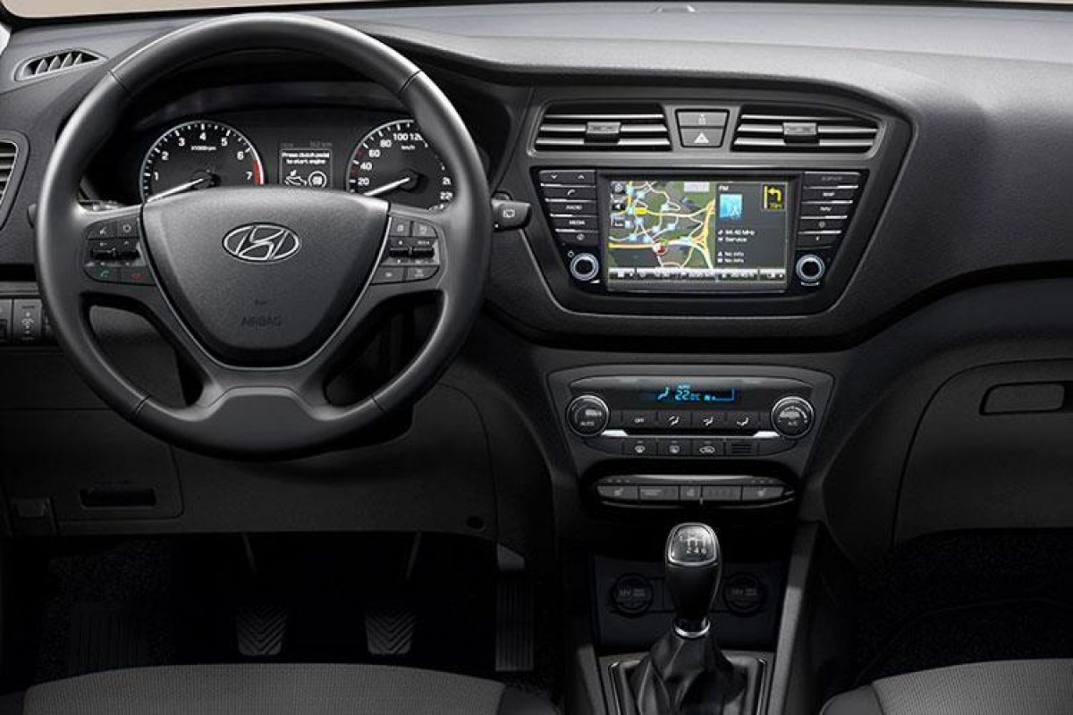Hyundai I20 5 Door Hatch Go Se 1 2 Petrol