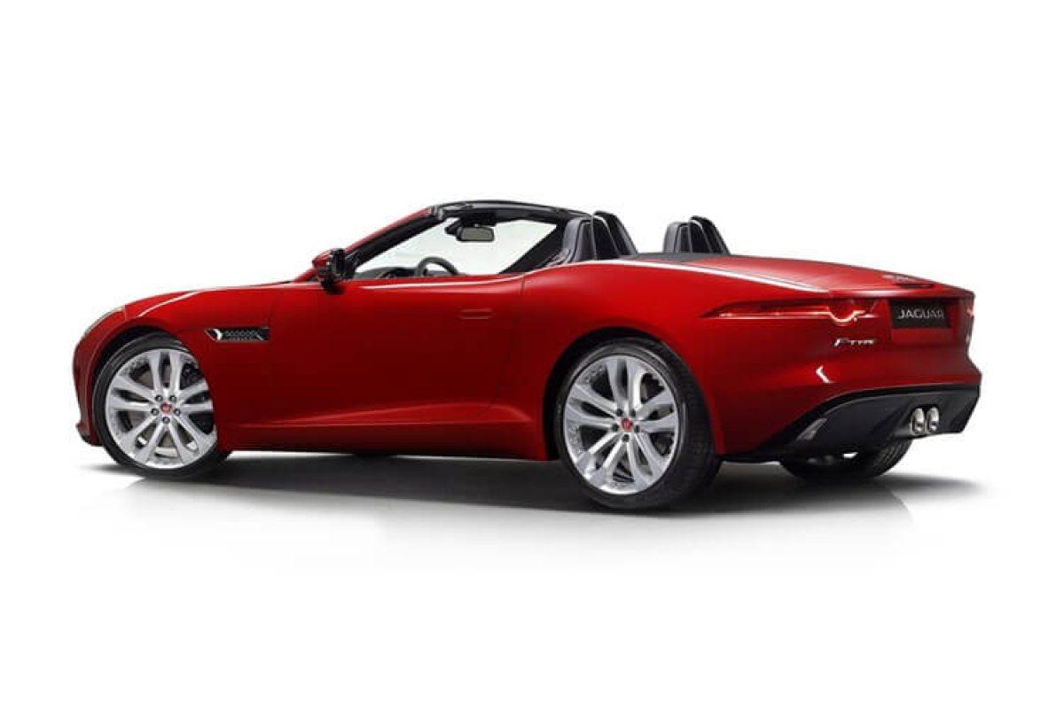 Perfect Jaguar F Type 2 Door Convertible V8 Supercharged R Auto 5.0 Petrol