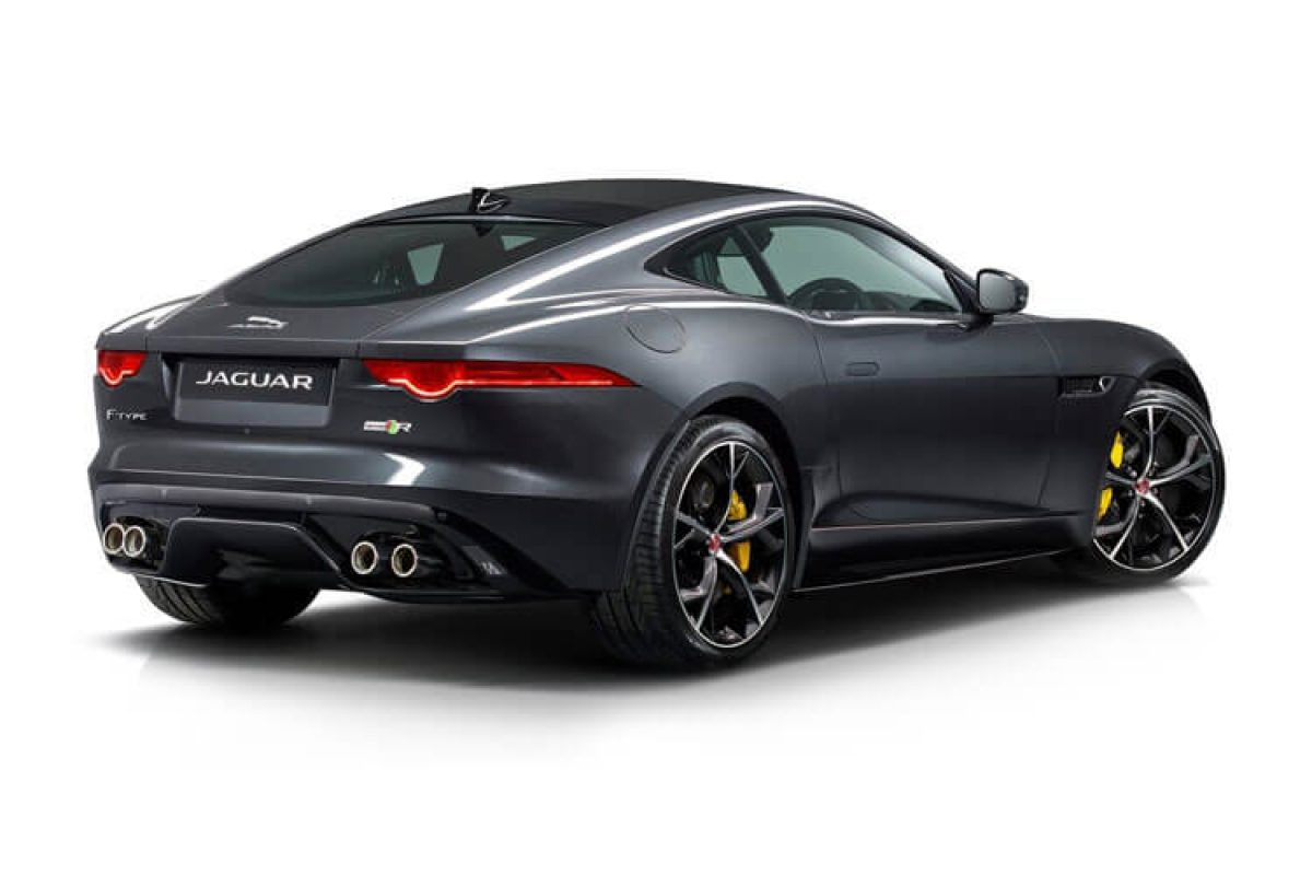 Jaguar F Type 2 Door Coupe V6 Supercharged S 3.0 Petrol