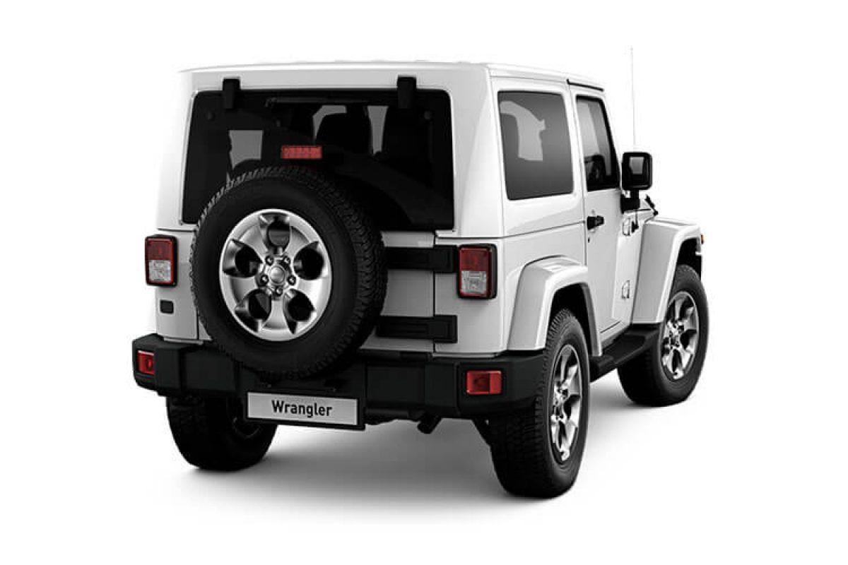 Jeep Wrangler 4 Door V6 Sahara Auto 3.6 Petrol