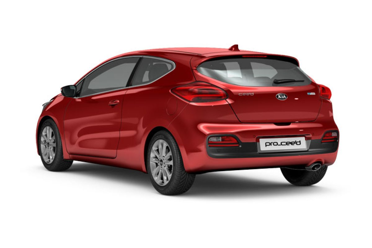 Kia Pro Ceed Hatch Crdi Gt Line S Isg 16 Diesel Vantage Leasing