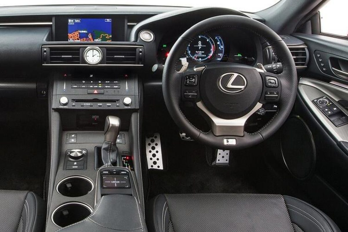 lexus rc 300h coupe f sport e cvt 2 5 hybrid petrol vantage leasing. Black Bedroom Furniture Sets. Home Design Ideas