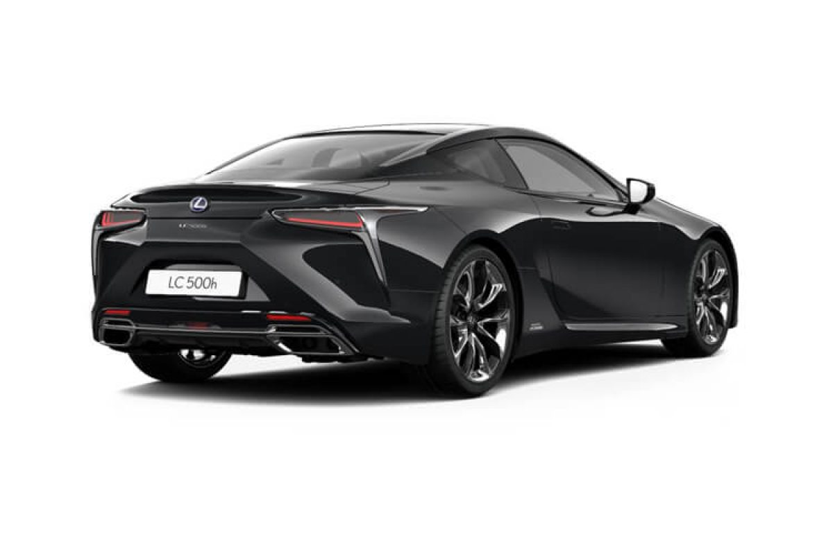 Elegant Lexus Lc 500h 2 Door Coupe Launch Edition Auto 3.5 Hybrid Petrol