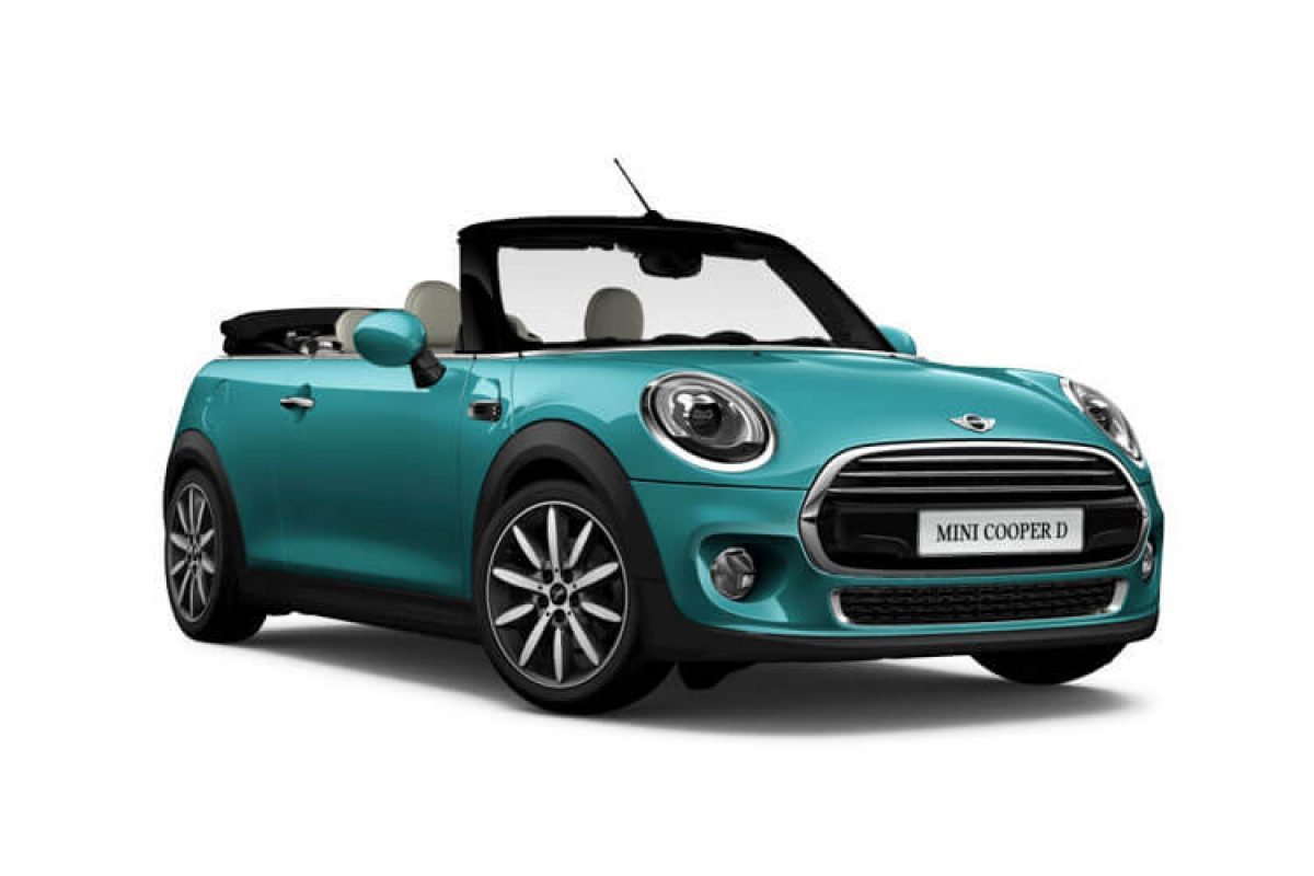 mini convertible cooper d auto 1 5 diesel vantage leasing. Black Bedroom Furniture Sets. Home Design Ideas