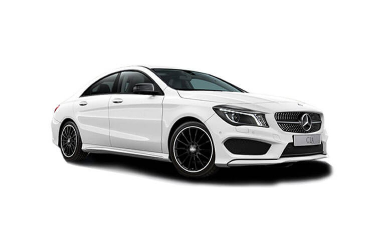mercedes cla 180 coupe amg line map pilot 1 6 petrol vantage leasing. Black Bedroom Furniture Sets. Home Design Ideas