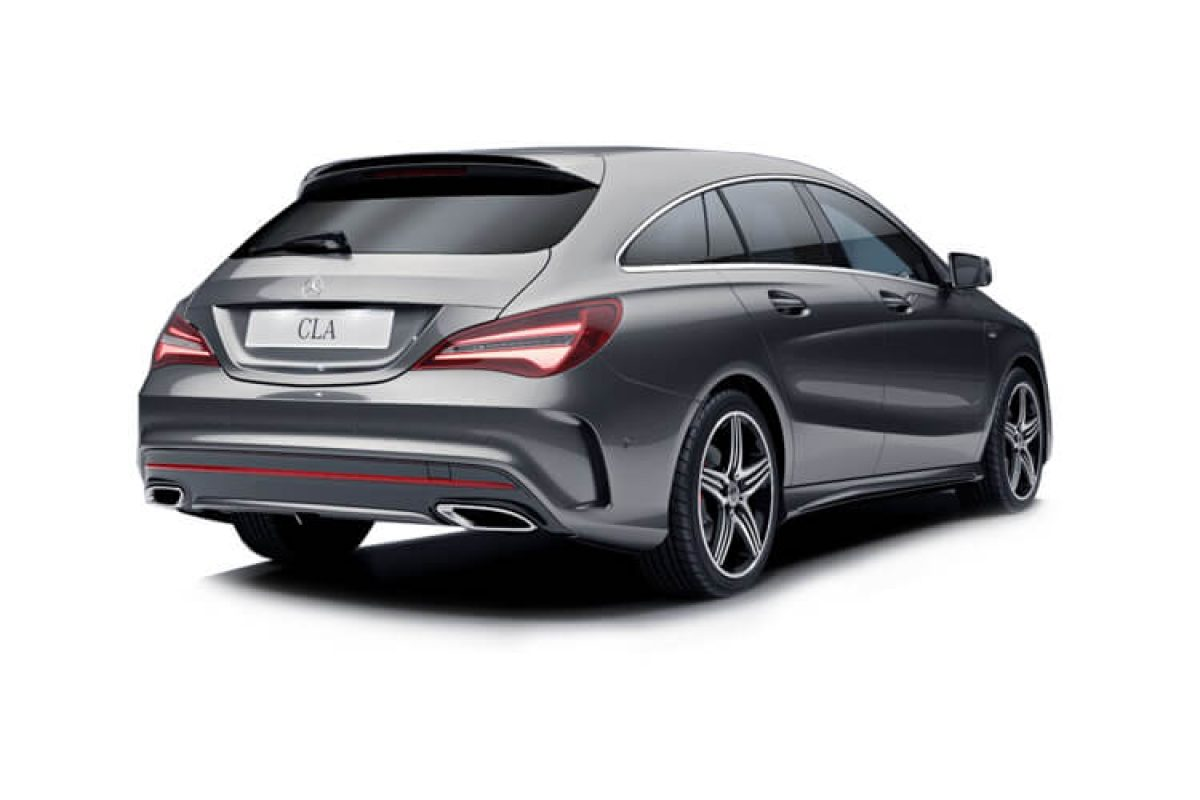 mercedes cla 180 shooting brake amg line 1 6 petrol. Black Bedroom Furniture Sets. Home Design Ideas
