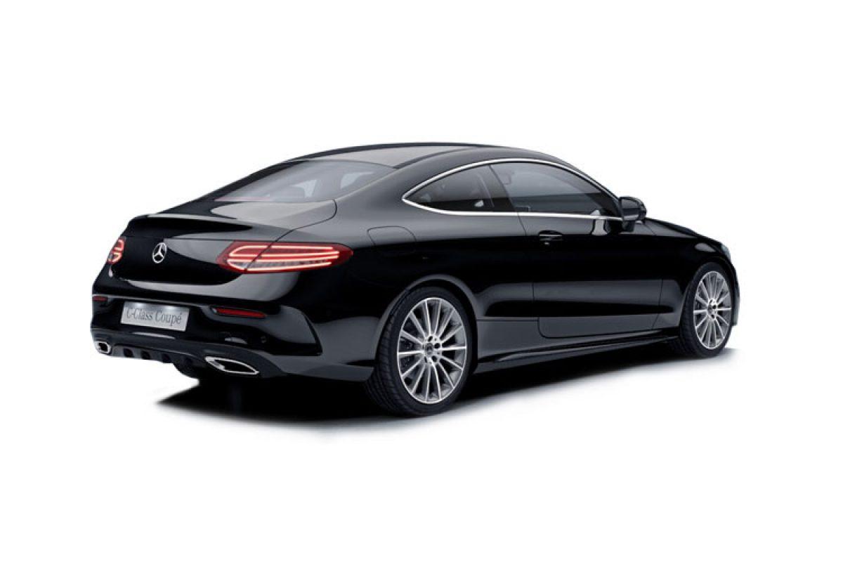 Mercedes C300 Coupe Amg Line Premium Auto 2 0 Petrol