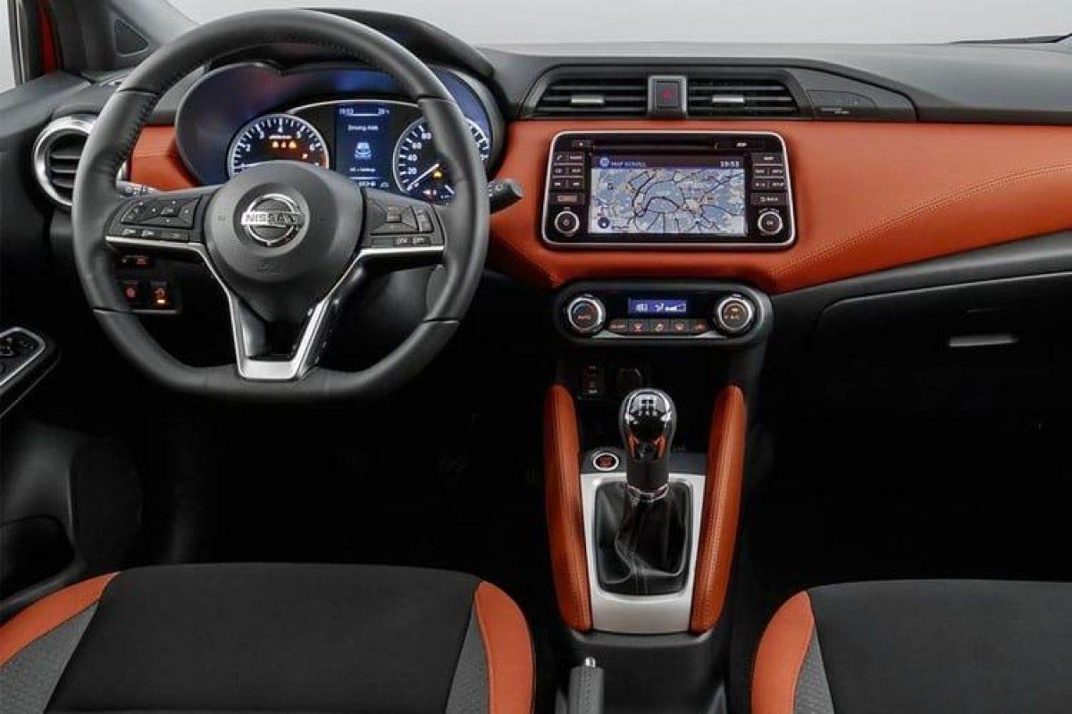 Nissan Micra 5 Door Dci Acenta Interior 1.5 Diesel   Vantage Leasing