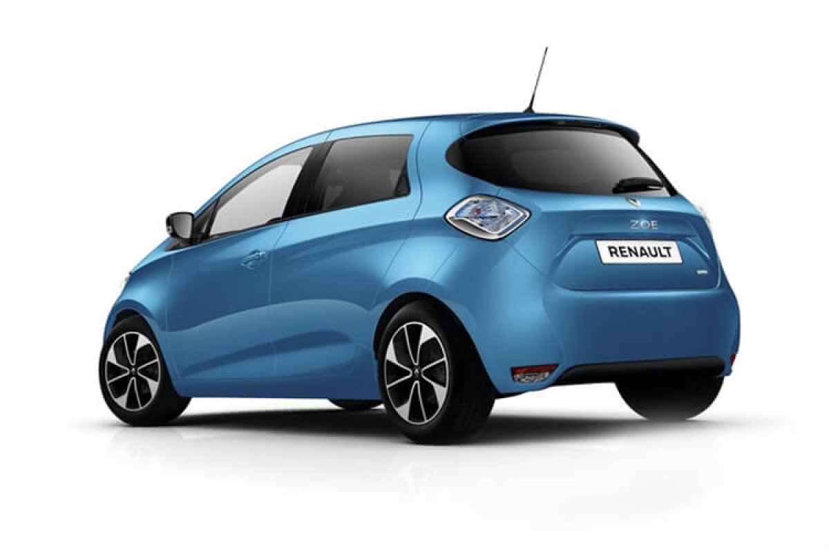 renault zoe 5 door hatch i dynamique nav auto electric vantage leasing. Black Bedroom Furniture Sets. Home Design Ideas