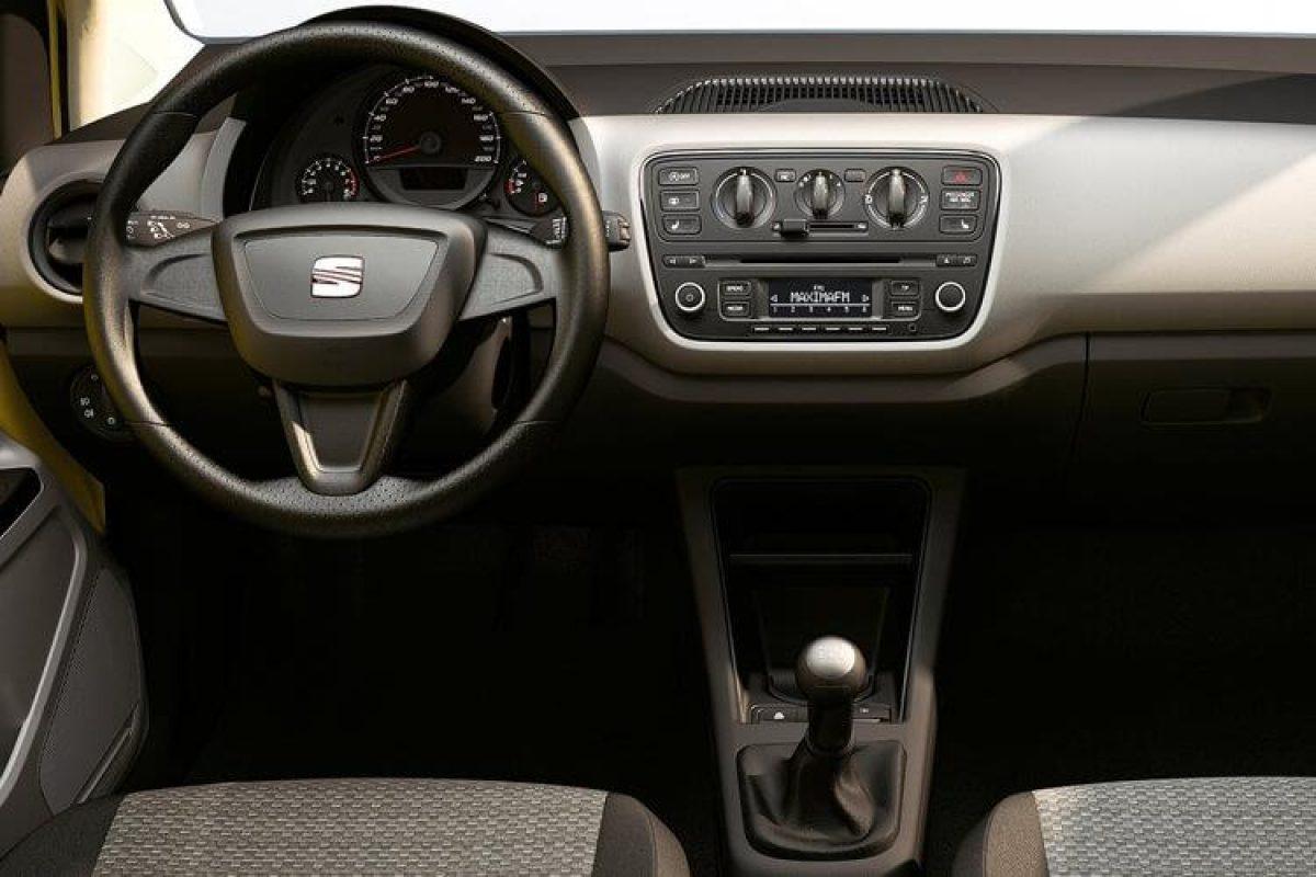 seat mii 5 door hatch fr line 1 0 petrol vantage leasing. Black Bedroom Furniture Sets. Home Design Ideas