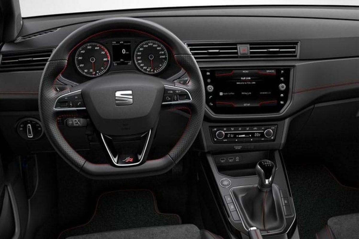 Seat Arona 1.0 EcoTSI 115 CV FR DSG optional e …