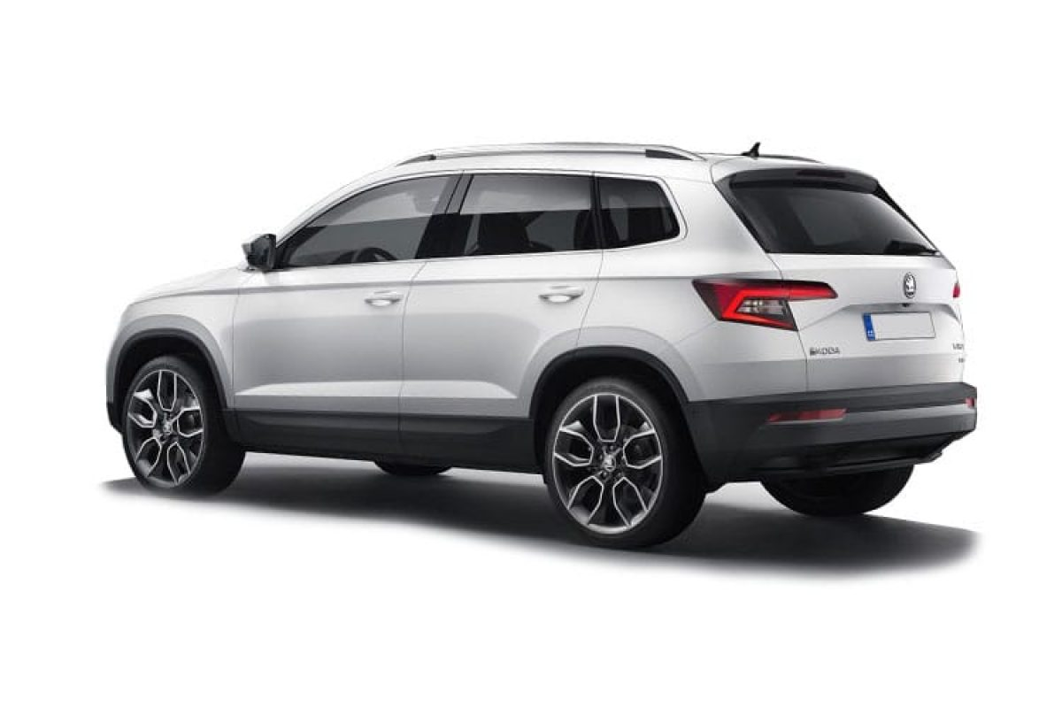 skoda karoq tdi se l dsg 1 6 diesel vantage leasing. Black Bedroom Furniture Sets. Home Design Ideas