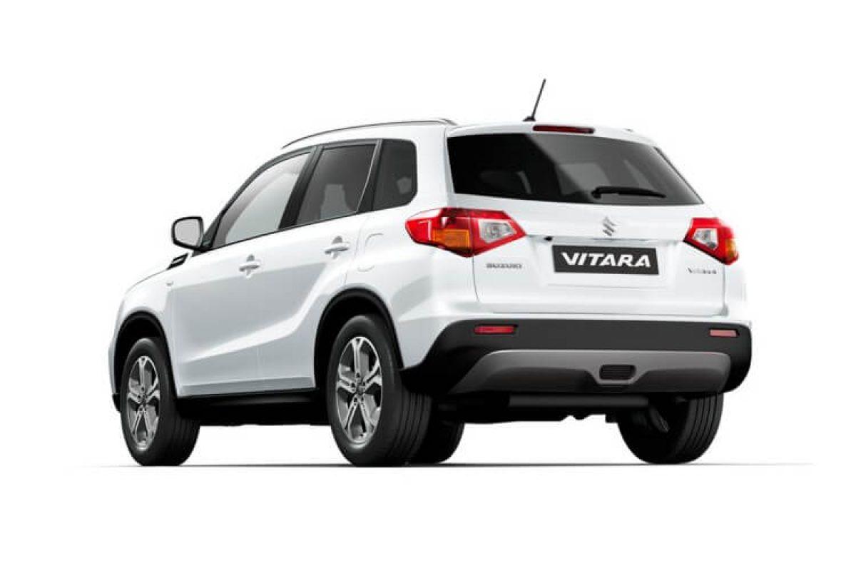 Suzuki Vitara Rental Car