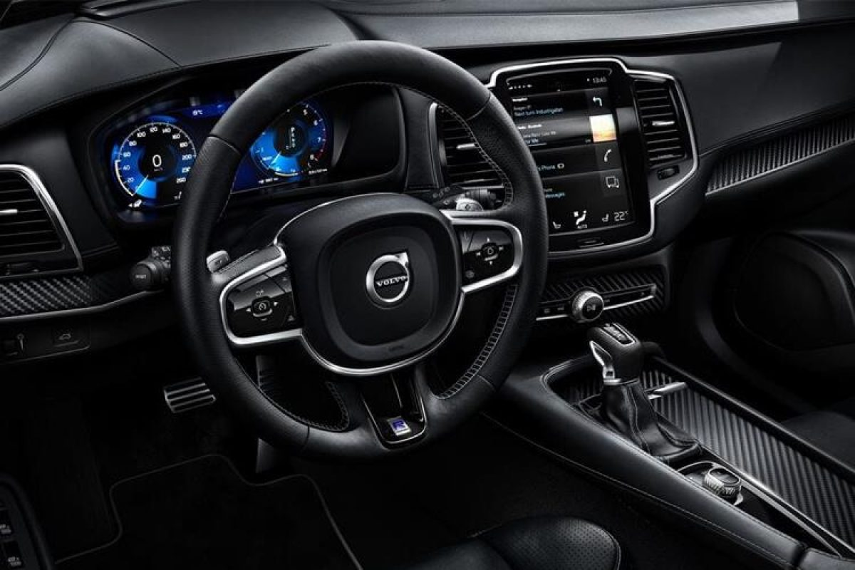 Volvo Xc90 T8 Hybrid >> Volvo Xc90 T8 Hybrid R-design Pro Auto 2.0 Plug In Hybrid Petrol | Vantage Leasing