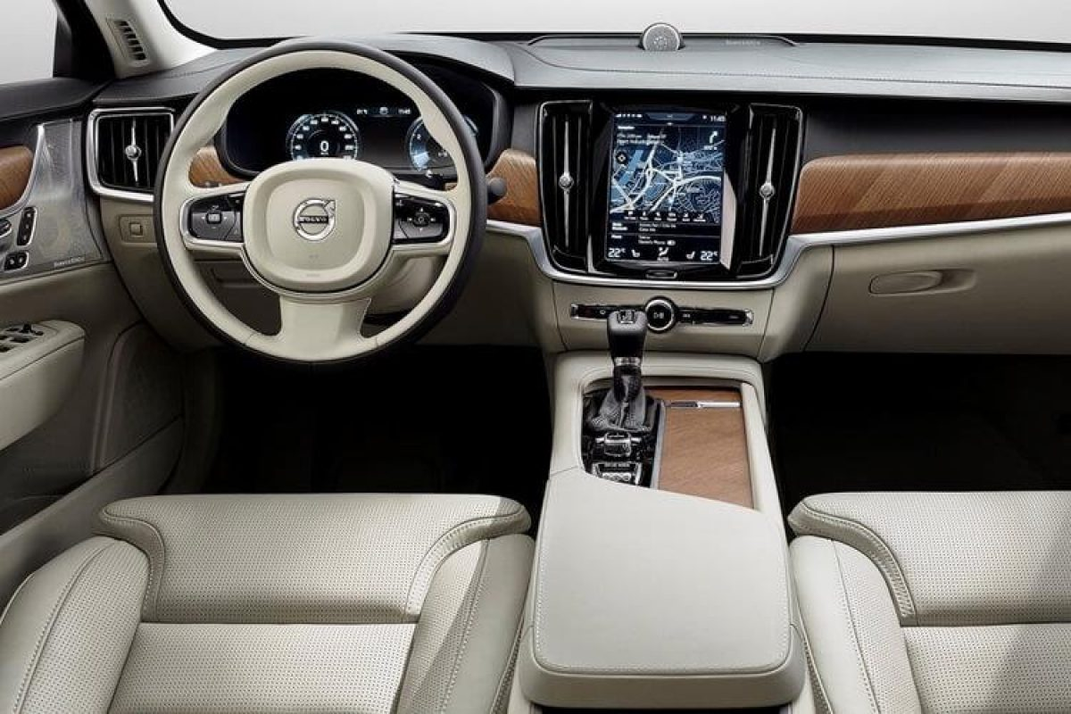 volvo s90 t4 r design 2 0 petrol vantage leasing. Black Bedroom Furniture Sets. Home Design Ideas