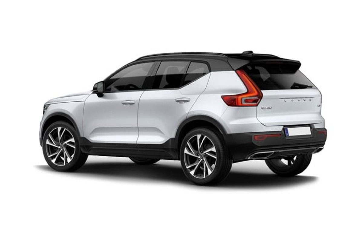 volvo xc40 t5 first edition auto awd 2 0 petrol vantage leasing. Black Bedroom Furniture Sets. Home Design Ideas